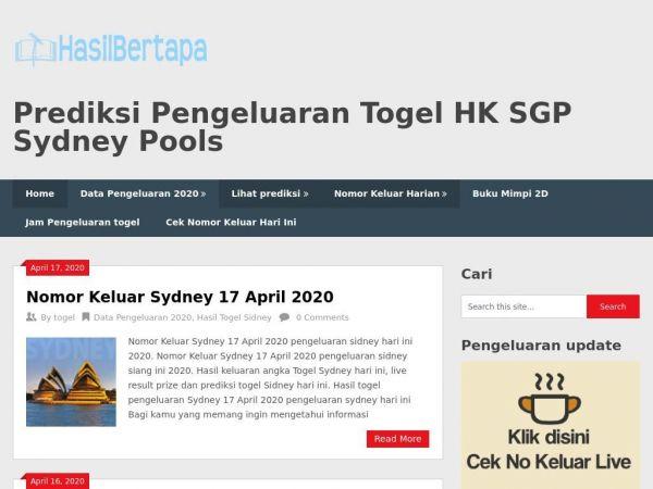 Hasilbertapa org | Websites Worth Calculator